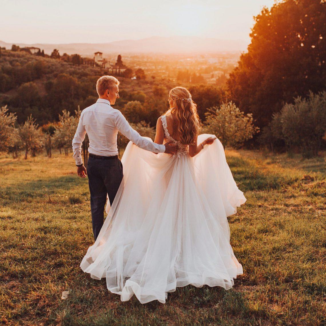 fairytale italy weddings